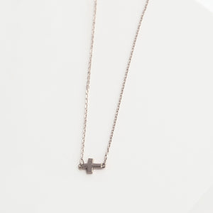 MM Kayla Necklace Silver