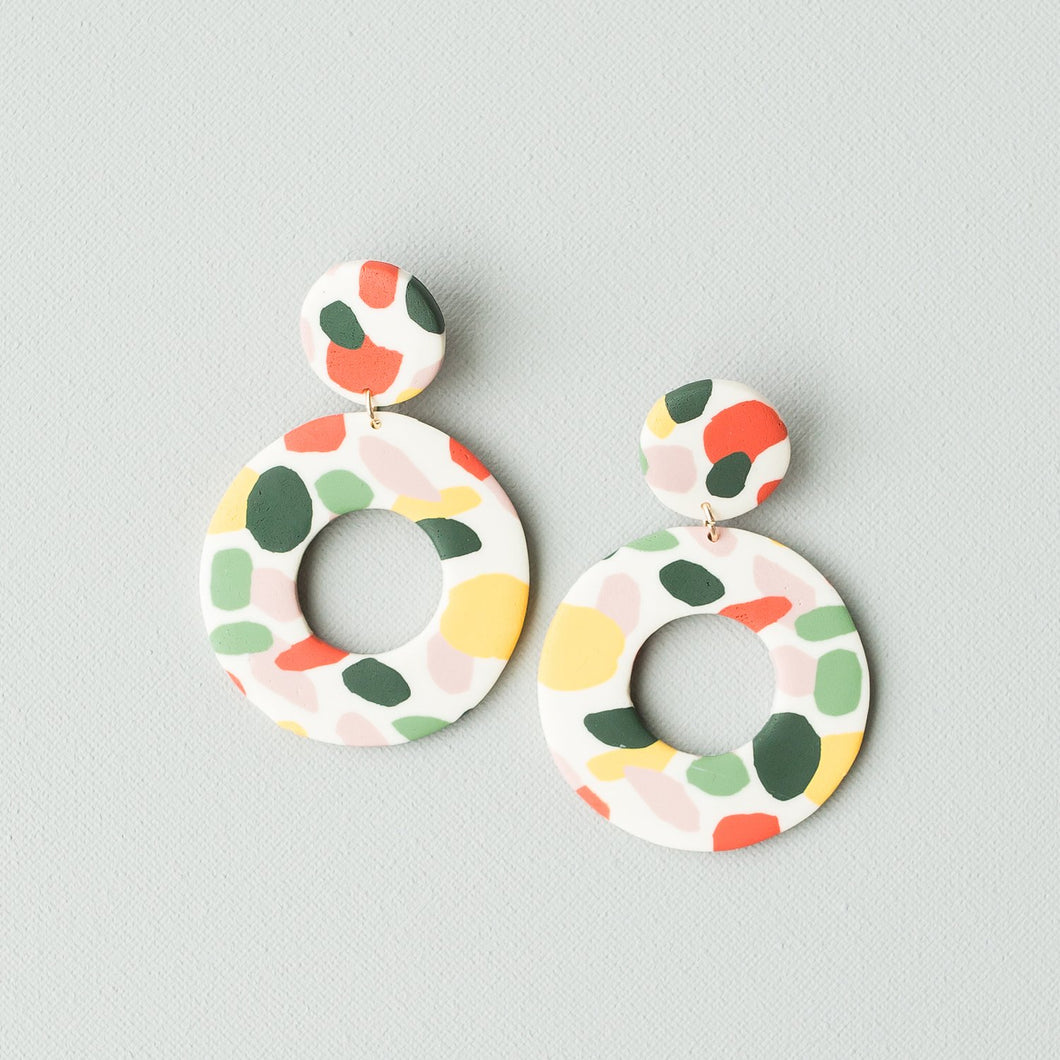 MM Marie Earrings Multi
