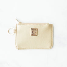 Load image into Gallery viewer, MM Bainbridge ID Wallet Gold