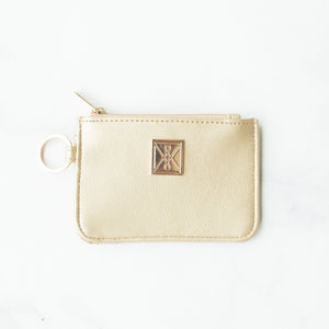 MM Bainbridge ID Wallet Gold