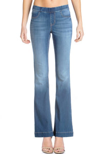 SL Cello Pull On Flare Denim
