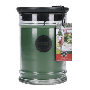 Bridgewater Large Jar 18 oz Tree Trek Candle