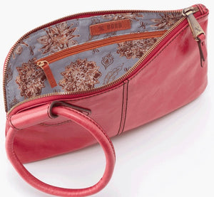 HOBO Sable Wristlet Wallet Blossom
