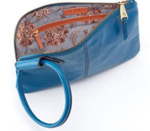 HOBO Sable Wristlet Wallet Bayou