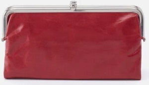 HOBO Lauren Wallet Loganberry