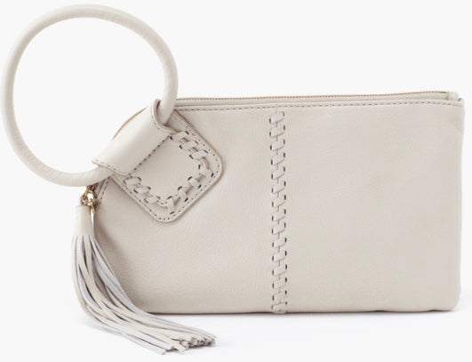 HOBO Sable Wristlet Wallet Dew