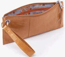Load image into Gallery viewer, HOBO Vida Wristlet Honey