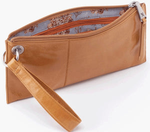 HOBO Vida Wristlet Honey