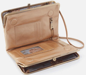 HOBO LEANNE CROSSBODY GOLD DUST