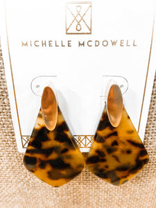 Michelle McDowell Acrylic Earrings