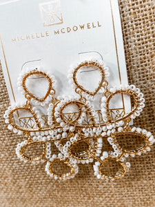 Michelle McDowell Catalina Earrings