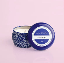 Load image into Gallery viewer, Capri Blue Volcano Travel Tin