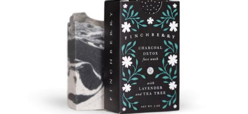Charcoal Tea Tree Detox Face Wash