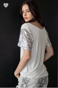 POL Sequin Top