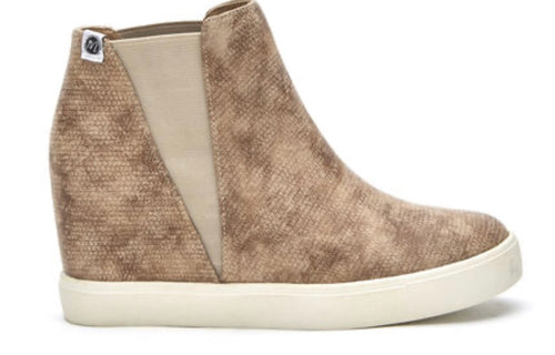 Matisse Lure Wedge Sneaker Natural