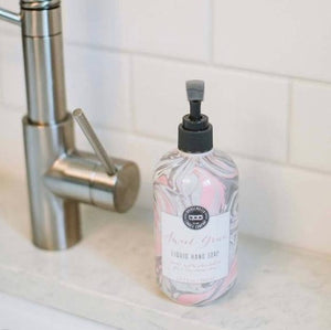 Sweet Grace Liquid Hand Soap
