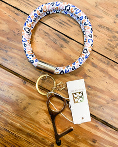 Michelle McDowell Clean Key Rings