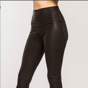 Cherish Black Leggings