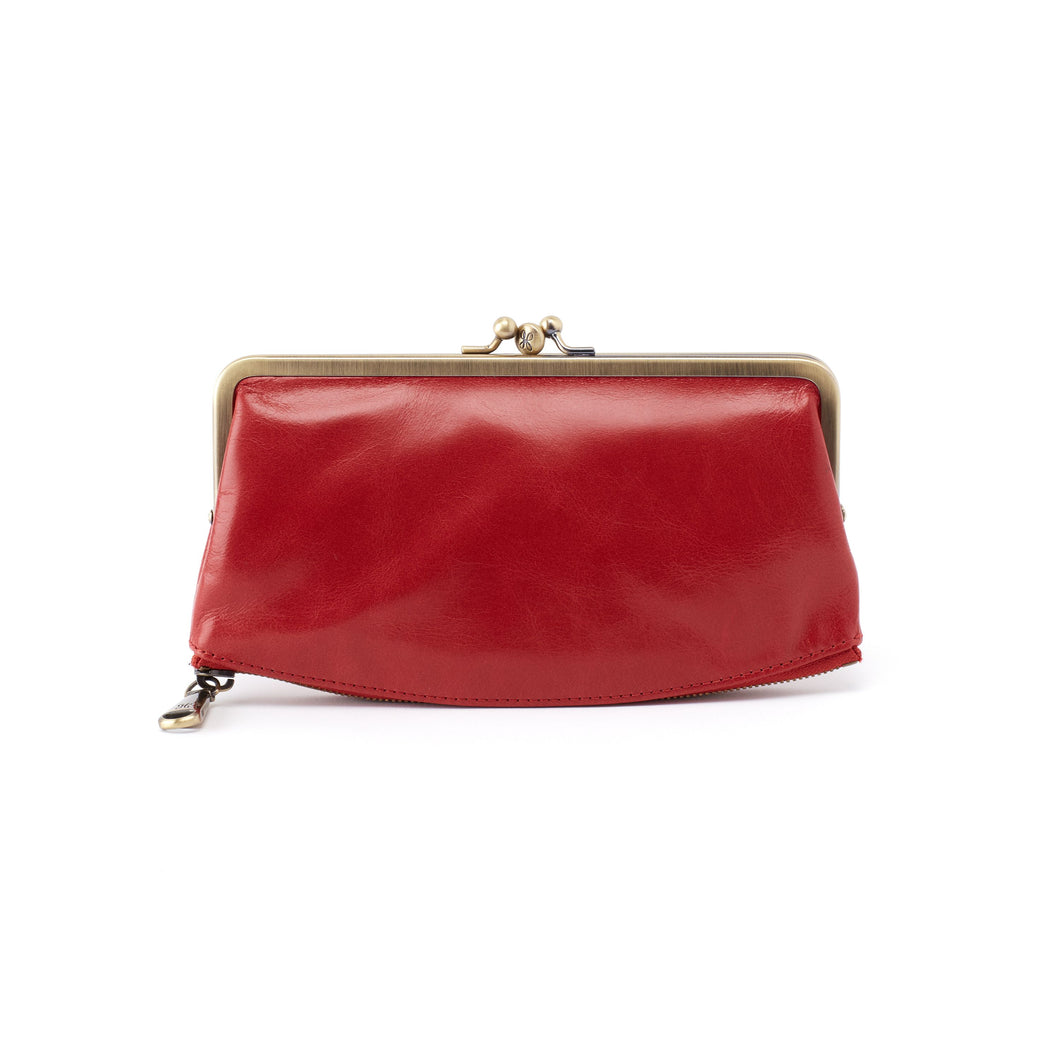 HOBO Millie Clutch Wallet Brick