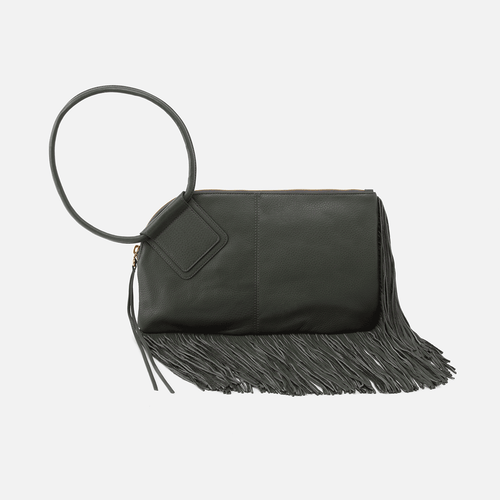 HOBO Stevie Shoulder Bag Black