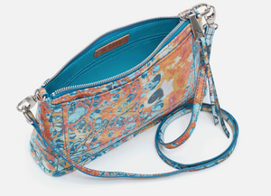 HOBO Cadence Convertible Crossbody Summertime Abstract