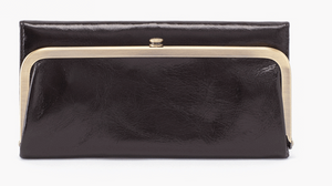 HOBO Rachel Wallet Black