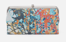 Load image into Gallery viewer, HOBO Lauren Wallet Summertime Abstract