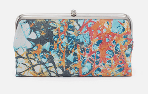 HOBO Lauren Wallet Summertime Abstract
