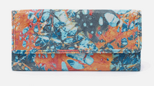 Load image into Gallery viewer, HOBO Ardor Wallet Summertime Abstract
