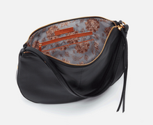 Load image into Gallery viewer, HOBO Cosmo Convertible Crossbody Black