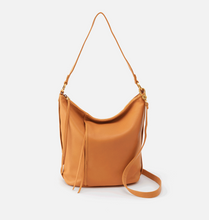 Load image into Gallery viewer, HOBO Torin Convertible Crossbody Shoulder Butterscotch