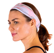 Load image into Gallery viewer, Faceplant INK Headband Gray