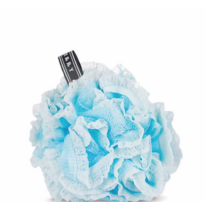 Finchberry Lacy Loofah Blue