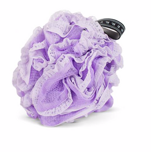 Finchberry Lacy Loofah Purple