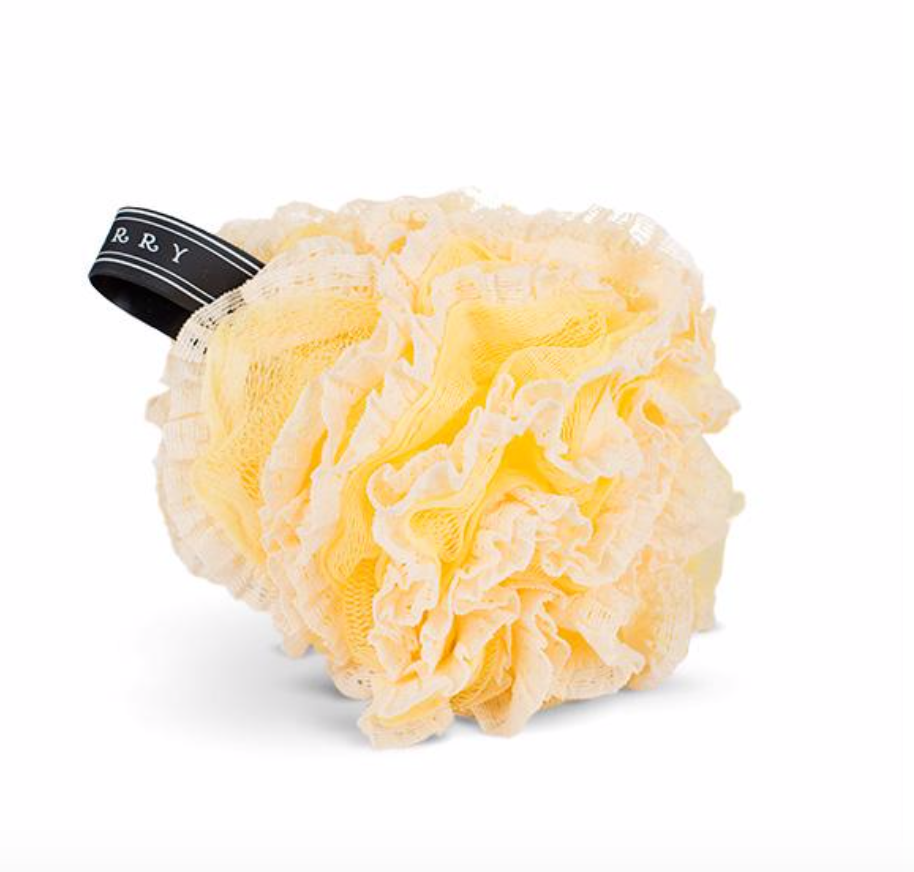 Finchberry Lacy Loofah Yellow