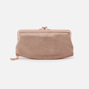 HOBO Millie Wallet Rose Dust