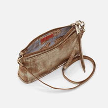Load image into Gallery viewer, HOBO Cadence Crossbody Gilded Leaf