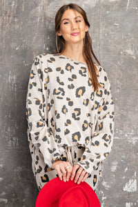 RC- Leopard LS Top Khaki