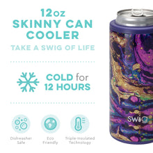 Load image into Gallery viewer, RC- Swig 12 oz Can Cooler Purple Reign