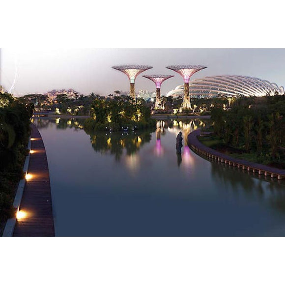 Admission Ticket to Gardens by the Bay in Singapore with Transport