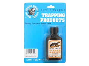 Trapping Lures, Liquid 1-1/4 oz.
