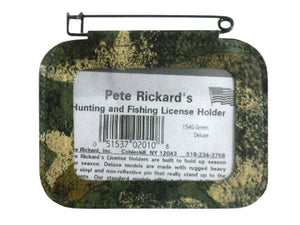 "Deluxe License Holders, 3-3/4"" x 5-5/8"""