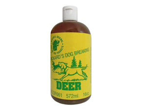 Deer Breaking Scent