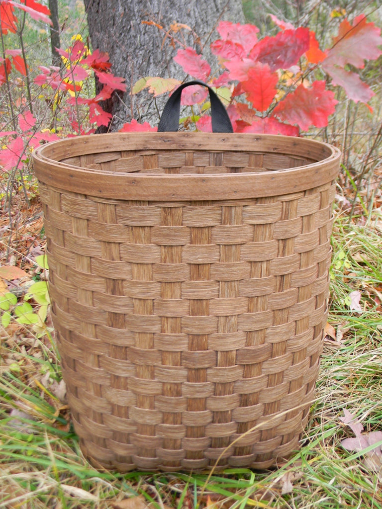 Ashawagh Baskets, Walnut Stained