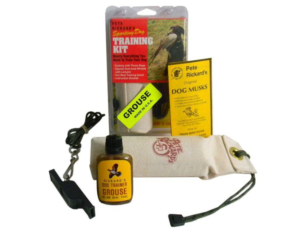 Dog Bird Training/Conditioning Kits