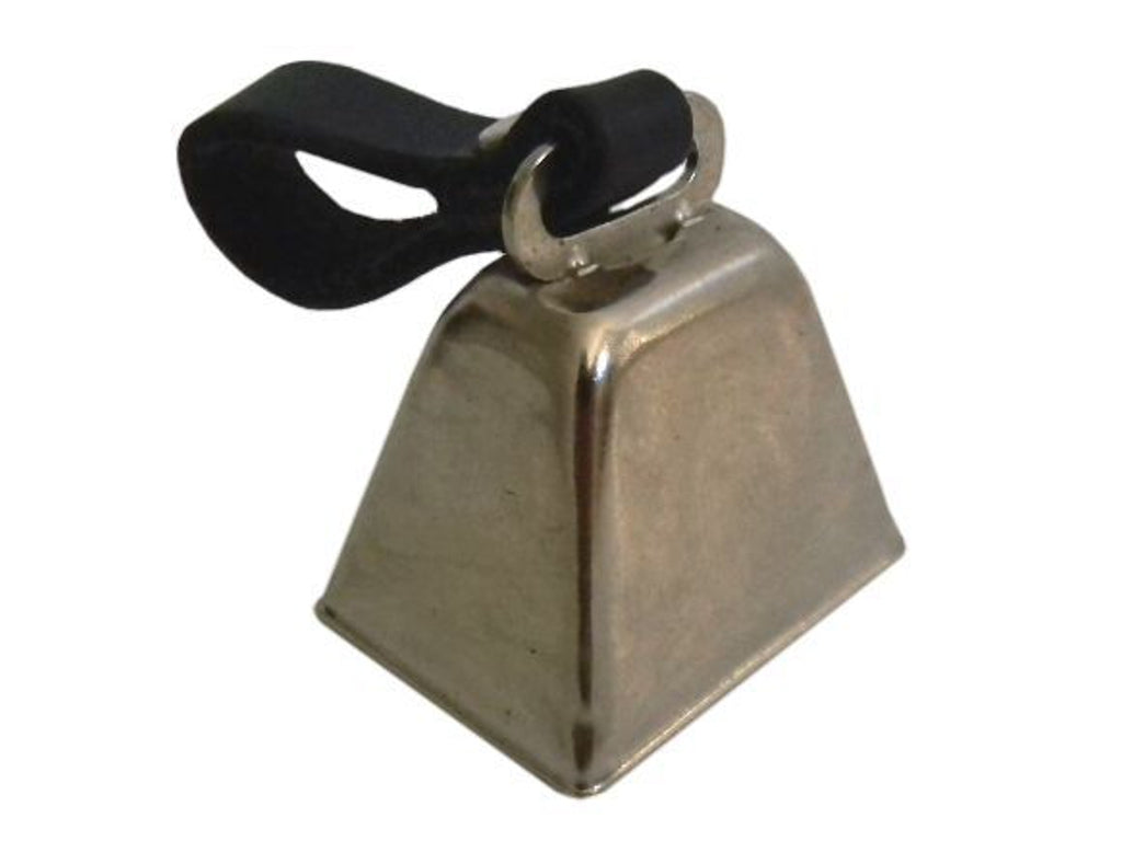 Nickel Plated Dog Bell, DD683