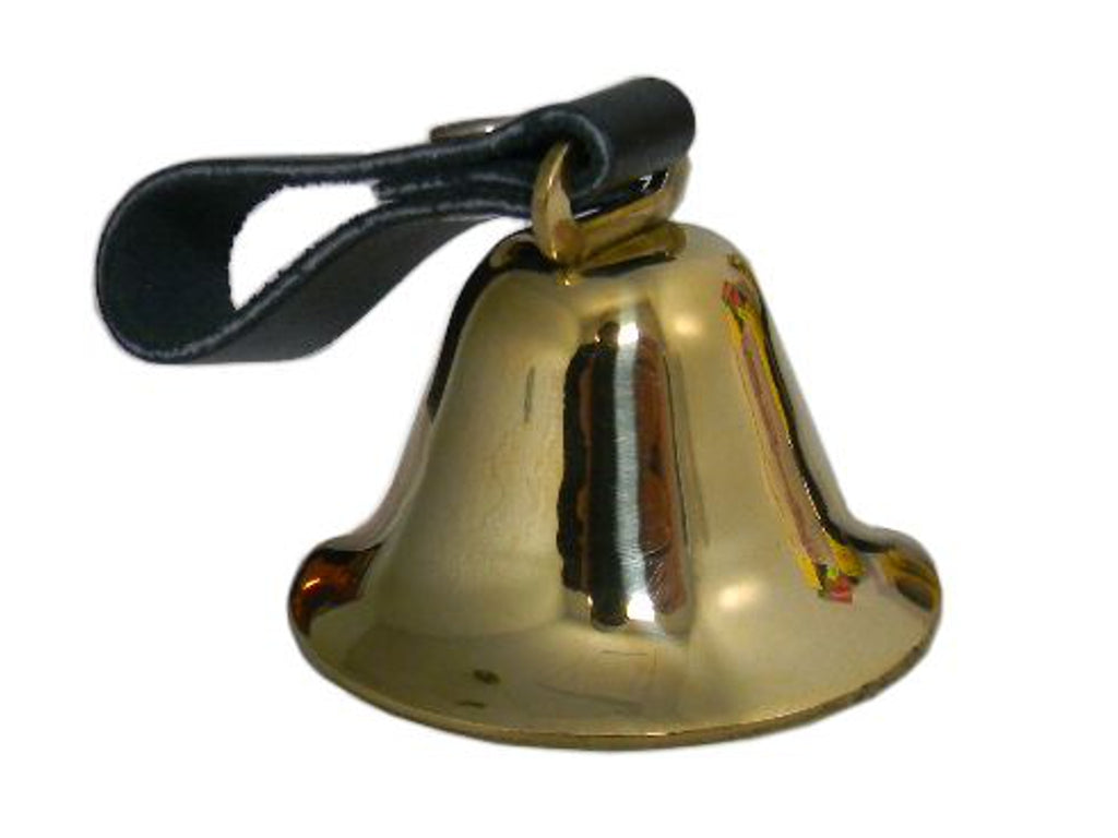 Deluxe Brass Dog Bell, DD685