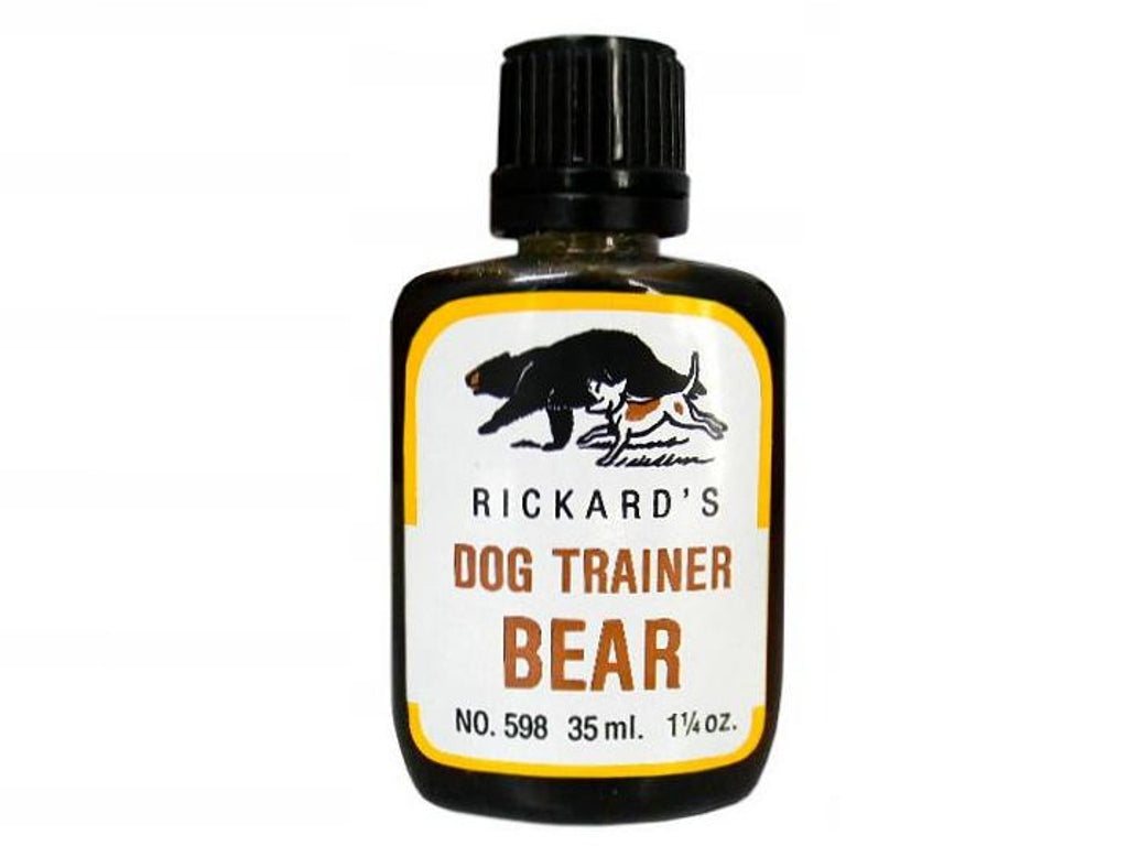 Bear Dog Training Scent