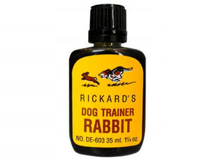 Rabbit Dog Training Scent
