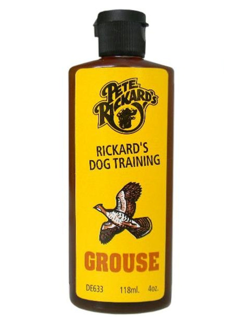 Grouse Dog Training Scents